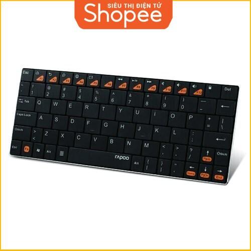 [Siêu Khuyến Mãi] Bàn phím máy tính Wireless Rapoo model E6500 Giá chỉ 569.000₫