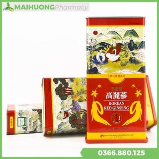 [Chính Hãng] Hồng Sâm Củ Khô Dòng Premium Daedong hộp 300 gram - Korean Red Ginseng thumbnail