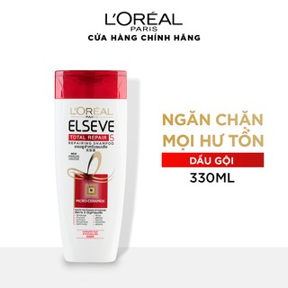 Dầu gội phục hồi tóc L oreal Paris Elseve Total Repair 5 Repairing Shampoo 170ml 330ml 650ml thumbnail