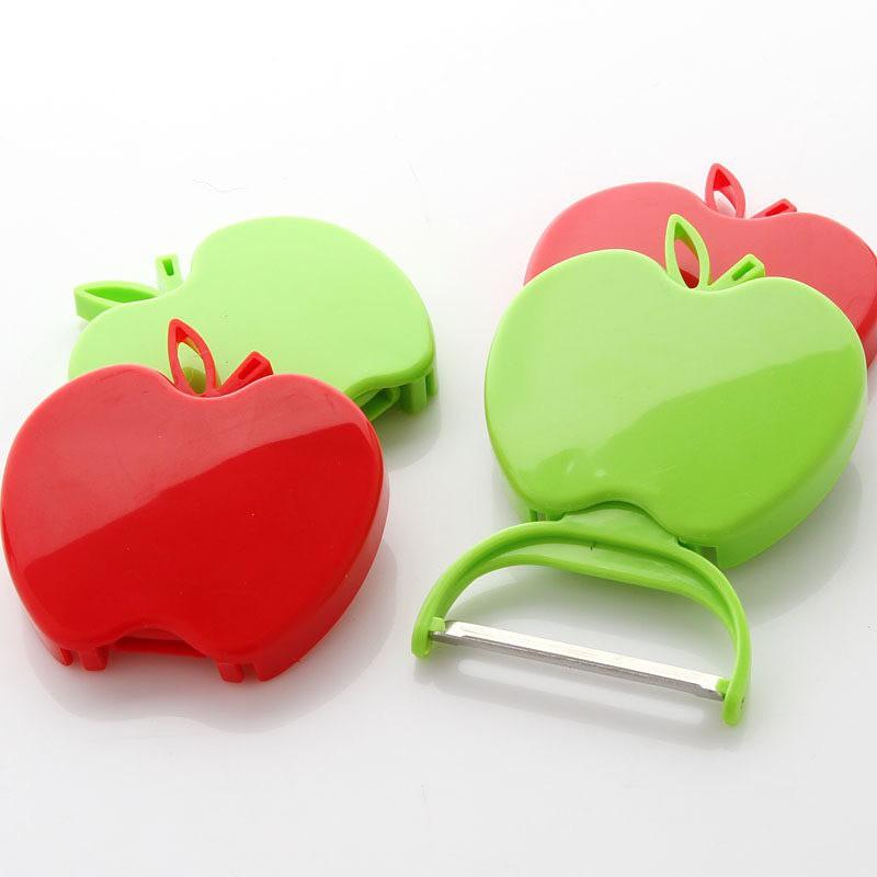 Dụng cụ gọt rau, quả trái táo