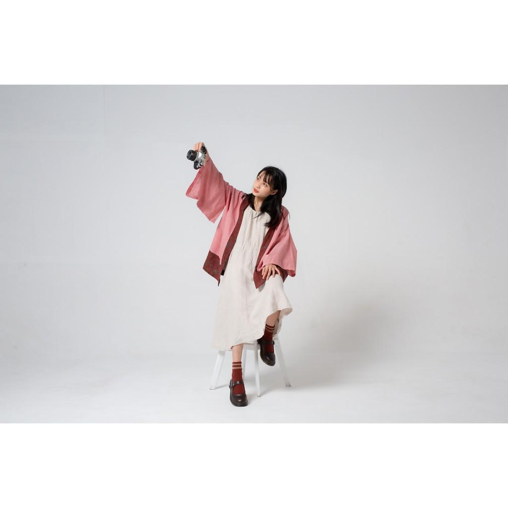 Áo Kimono Haori - Tháng Hai