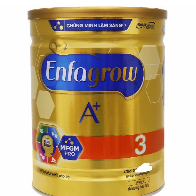 Sữa bột Enfagrow A+ 3 MFGM Pro 900g