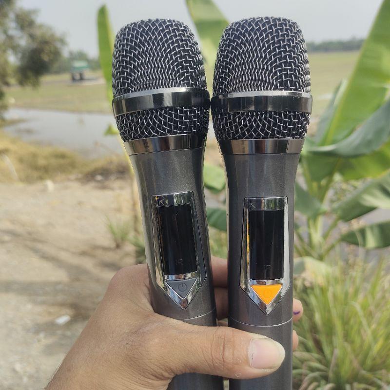 Micro Sóng UHF Sang Trọng - Sáng Giọng