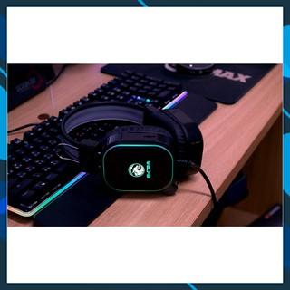 Tai nghe Gaming E-DRA EH401 – Đèn led RGB – Bass cực mạnh Bảo hành 12 tháng
