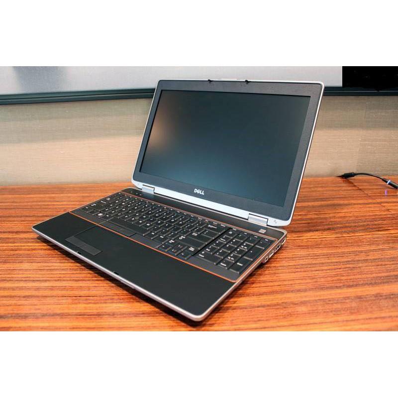 Laptop cũ Dell Latitude E6520 i5, ram 4gb, ổ cứng 250gb