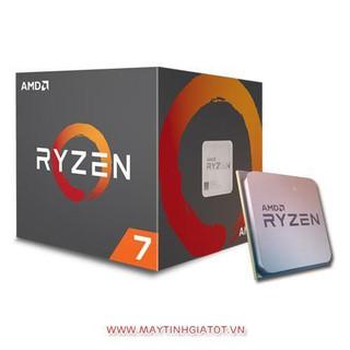 CPU AMD RYZEN 7 2700 SOCKET AM4 ( 3.2GHZ 20M CACHE 8 CORES - 16 THREADS ) 95 thumbnail