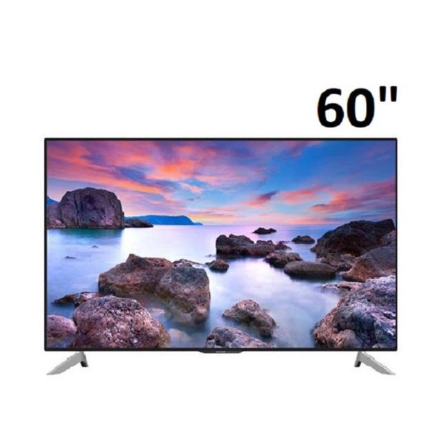Sharp แอลอีดีทีวี LED UHD TV 4K Easy Smart Digital TV ขนาด 60 นิ้ว รุ่น LC-60UA6500 (จำกัด1เครื่องต่อ1คำสั่งซื้อจ้า)