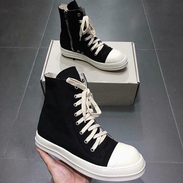 [F⚡️ASH DEAL] LE] Giày vải cao cổ RO mới nhất | SaleOff247