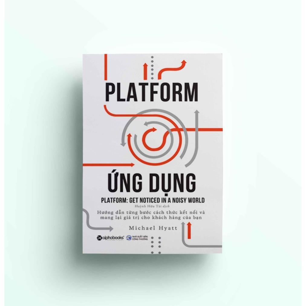 Image result for PLATFORM ỨNG DỤNG alphabooks