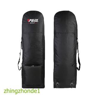 HOT Golf Rod Bag Travel with Wheels Large Capacity Storage Bag