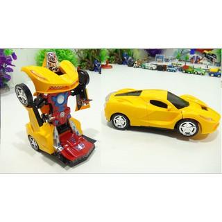đồ chơi Ô Tô Biến Hình robot Mãcm99