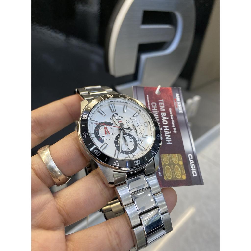 Đồng hồ nam EDIFICE EFV-570D-7A CHÍNH HÃNG - EFV-570D-7AVUDF