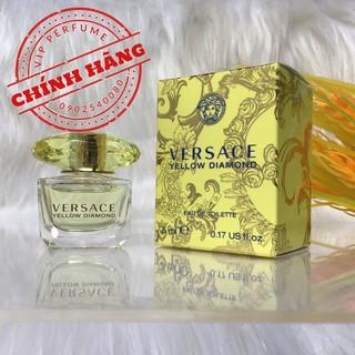Nước hoa nữ chính hãng Versace Yellow Diamond ED thumbnail