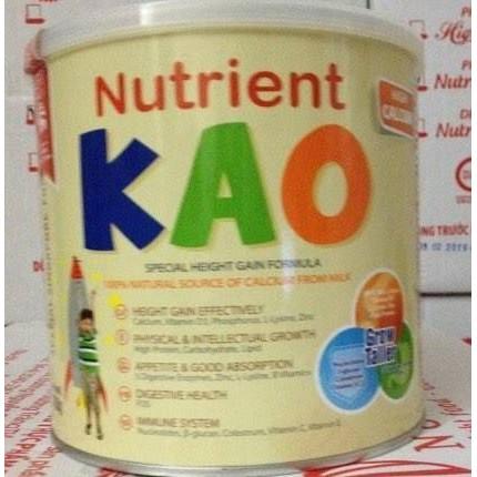 Sữa Nutrient Kao lon 700 gam