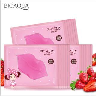Mặt nạ dưỡng môi bioaqua thumbnail