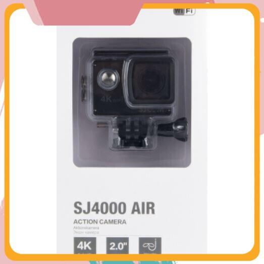 [Giảm shock] Camera ghi lại Hành Trình SJ4000 Air 4K Wifi - Hãng Phân Phối Chính Thức