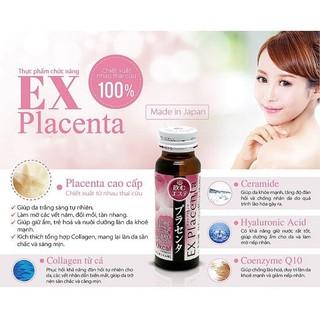 Collagen EX Placenta Itoh dạng nước Nhật Bản