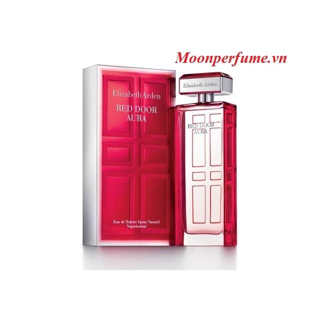 Nước hoa Red Door Aura 100ml edt for woment như hình