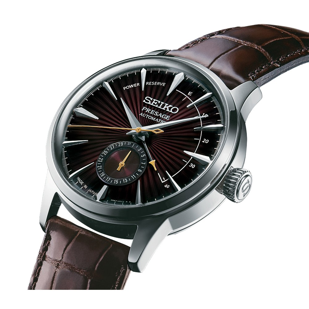 Mặc gì đẹp: Đẹp với Đồng hồ Nam Seiko SSA393J1 - Chính hãng Nhật Bản - Phân phối độc quyền Galle Watch