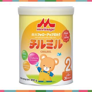 Sữa Morinaga Số 2 (Chilmil) 850g _Subaby