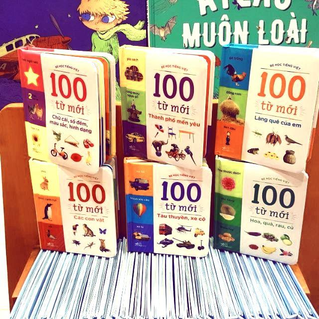 Sách - 100 từ mới Chữ Cái Số đếm Thành Phố mến yêu Làng quê của em Các con vật Tàu thuyền Xe cộ Hoa - 2508910 , 276626767 , 322_276626767 , 270000 , Sach-100-tu-moi-Chu-Cai-So-dem-Thanh-Pho-men-yeu-Lang-que-cua-em-Cac-con-vat-Tau-thuyen-Xe-co-Hoa-322_276626767 , shopee.vn , Sách - 100 từ mới Chữ Cái Số đếm Thành Phố mến yêu Làng quê của em Các con vật Tàu