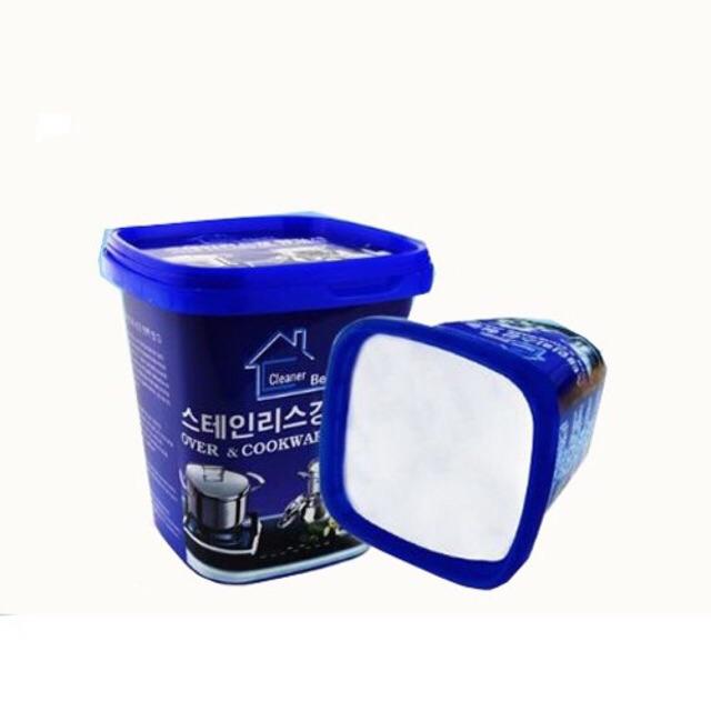 Lọ kem tẩy xoong nồi hàn quốc siêu sạch 500g - 2540157 , 137407516 , 322_137407516 , 34000 , Lo-kem-tay-xoong-noi-han-quoc-sieu-sach-500g-322_137407516 , shopee.vn , Lọ kem tẩy xoong nồi hàn quốc siêu sạch 500g