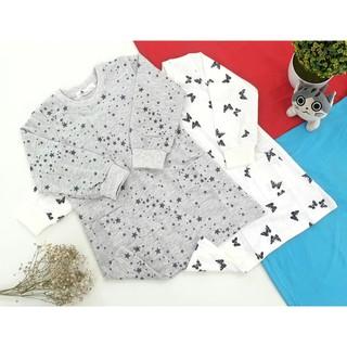dáng suông chữ A 2 túi cho bé từ 2 đến 10 tuổi