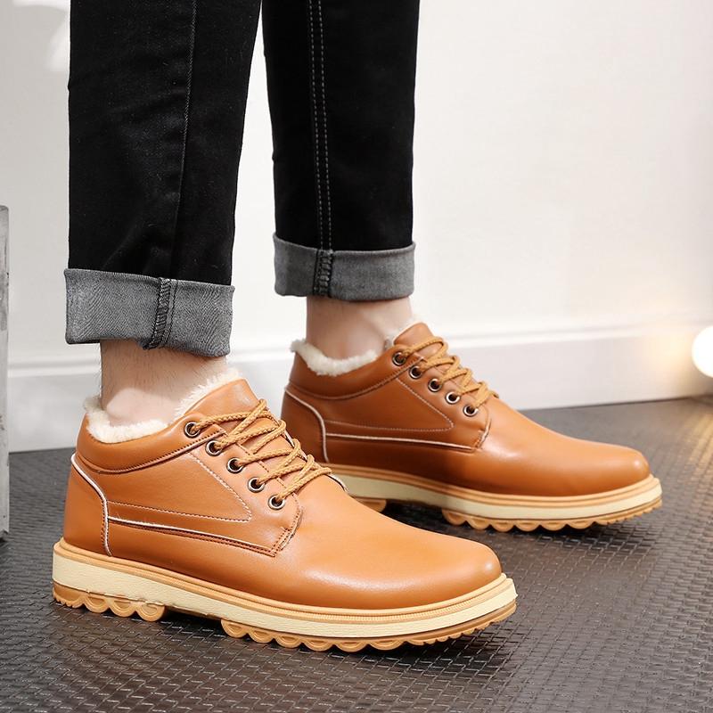 giày nhung thời trang cho nam
