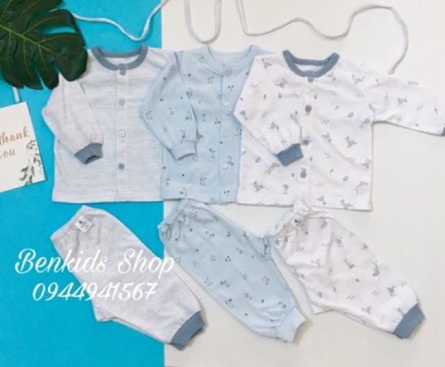MIOMIO 2019 - Bộ cài giữa dài tay cho bé trai/bé gái từ sơ sinh đến 2 tuổi