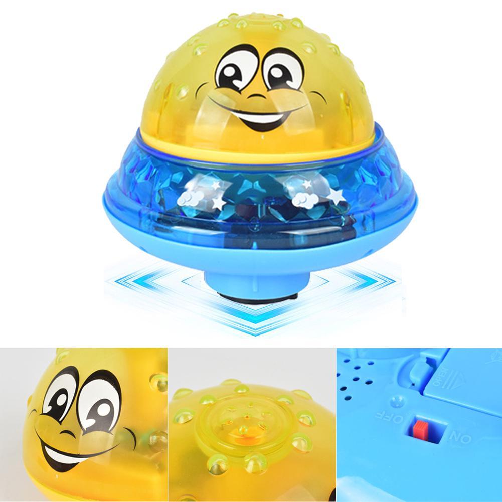 Đồ chơi trẻ em bóng nước phát nhạc có đèn và âm thanh