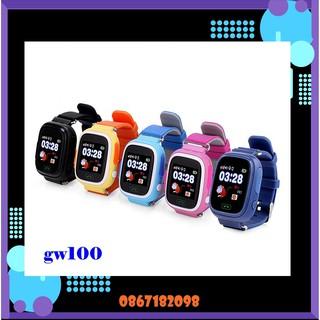 đồng hồ định vị kidwatch gw100