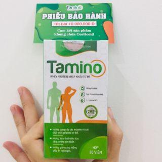 Tăng cân TAMINO nhập khẩu Mỹ hộp 30v