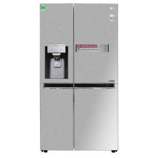 Tủ lạnh LG inverter 601 lít GR-D247JS. NEW100%