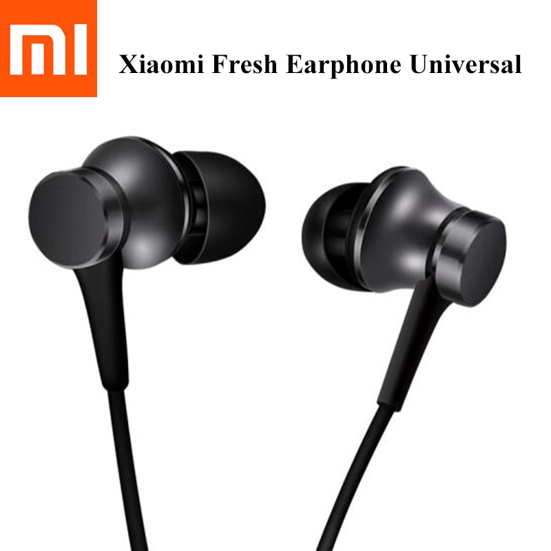Xiaomi 9 SE Piston 3 Earphone Fresh Youth Version Stereo Headsets With Mic For XIAOMI 8 SE 6 Redmi 6A 5A 5X Note 7 8 8A 8T Pro