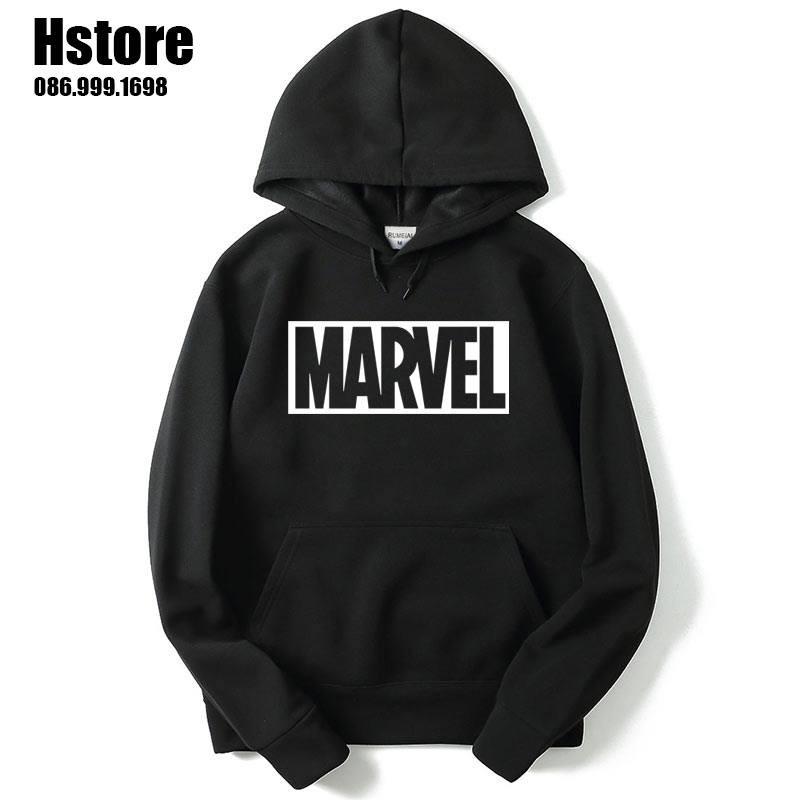 [HOT] Áo hoodie Marvel cực chất - Áo khoác nỉ