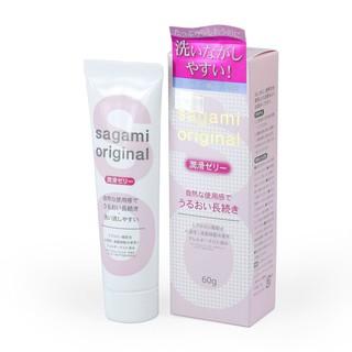 Gel bôi trơn Sagami Original – 60g chính hãng