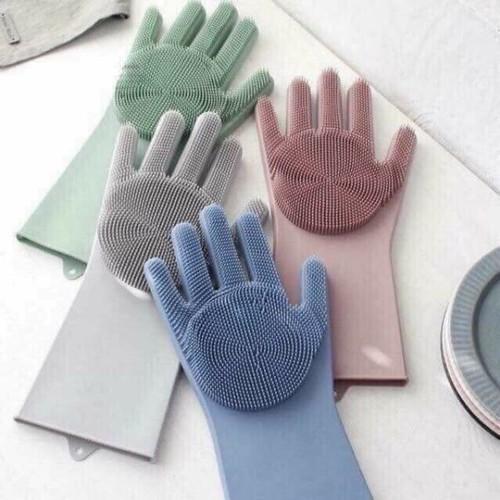 Găng tay rửa bát
