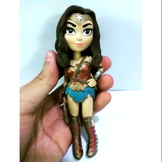 Mô hình funko rock candy real (no box) wonder woman