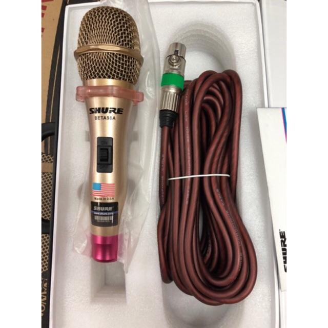 Micro hát karaoke BETA98A