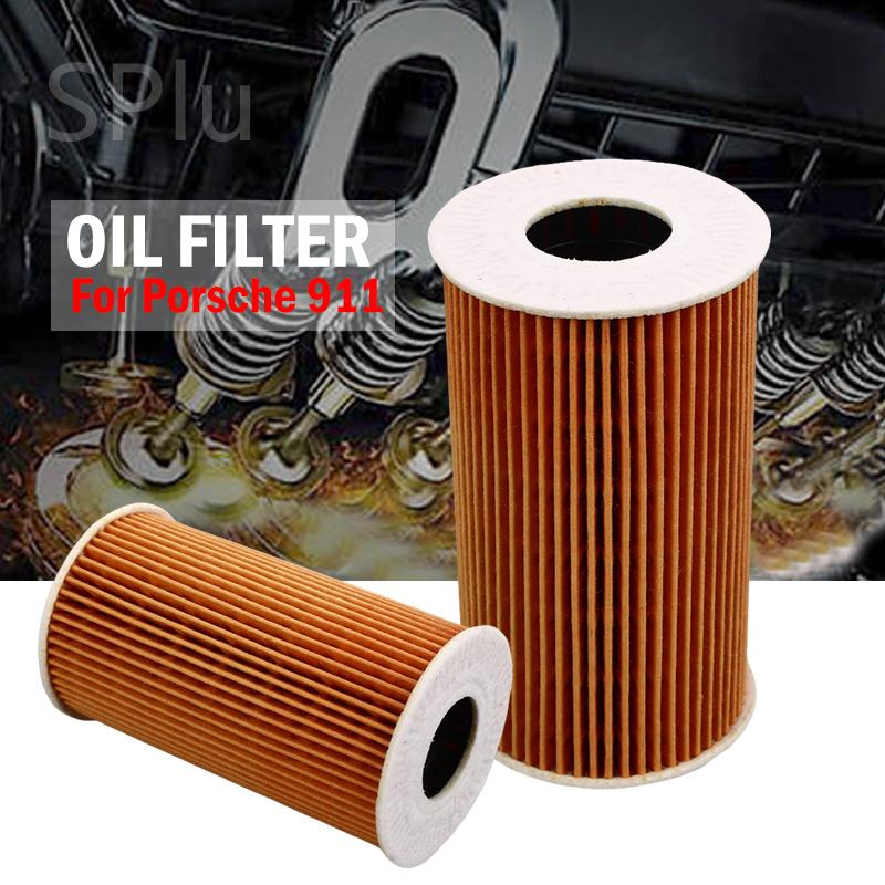 LU Fits Multiple Models Auto Oil Filter Oil Filter Car Accessories Smooth 99710722553 Porsche 911