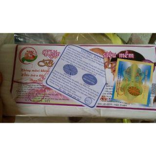 10 gói Khăn khô đa năng Baby Hiền Trang (gói 200 gram) thumbnail