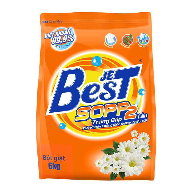 Bột giặt Jetbest 6.0kg