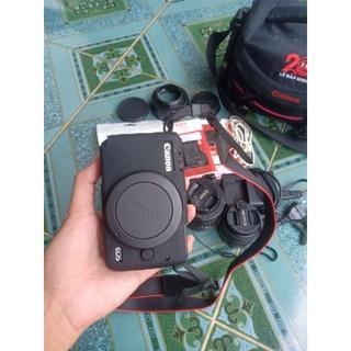 Máy ảnh Canon M10 chính hãng fullbox