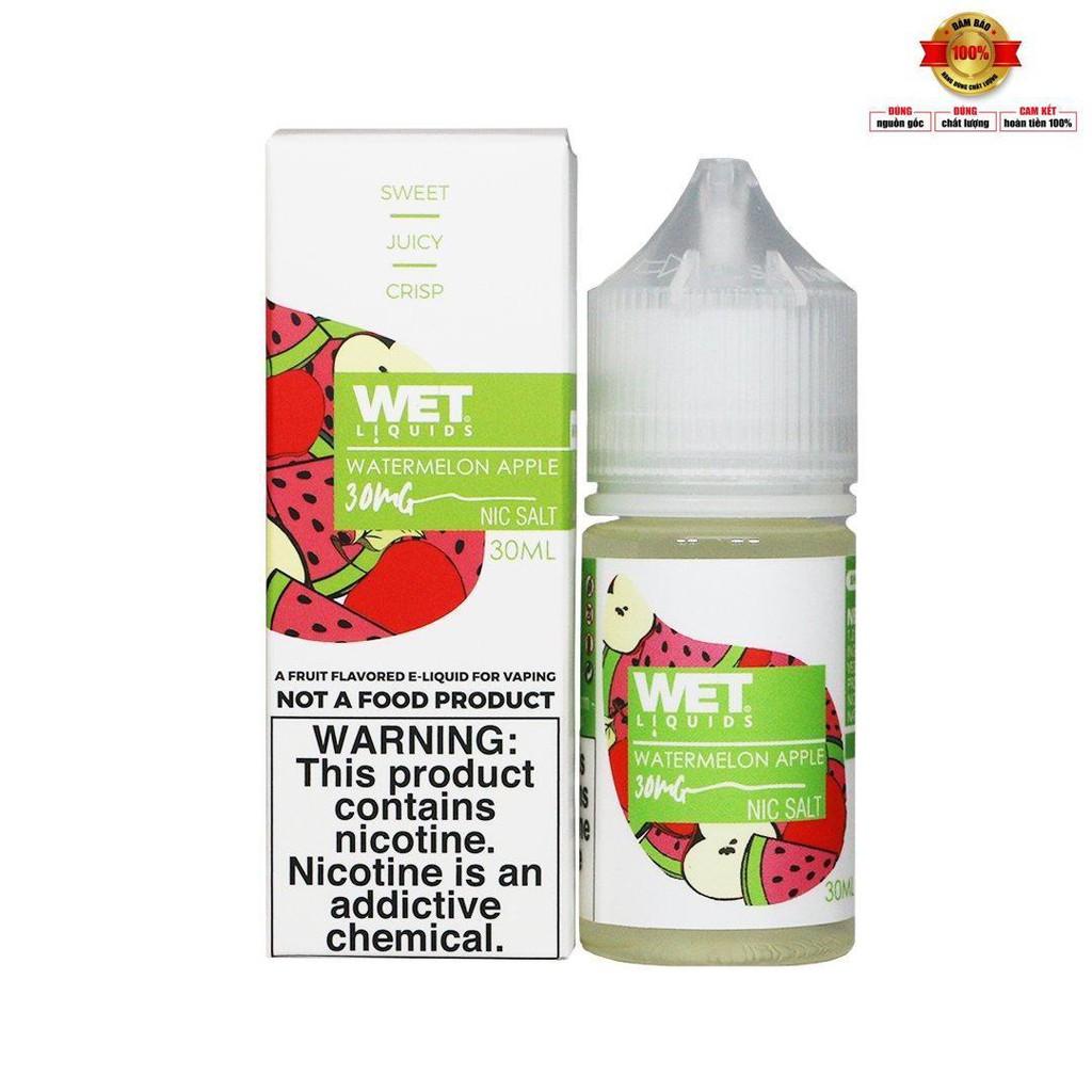 Pod System Wet Watermelon Apple Vị táo dưa hấu 30ml
