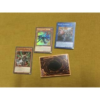 (SIÊU ĐỘC) Bộ bài Yugioh! Nhân vật Playmaker và Revolver (40 Cards)