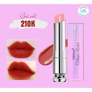 [CHÍNH HÃNG] Son Nhung Collagen Lipstick – Henya LAS BEAUTY