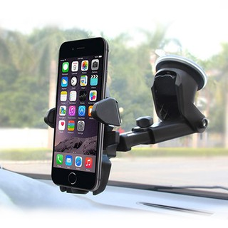 Kẹp điện thoại, giá đỡ điện thoại trên xe ô tô để bàn hàng loại tốt – An toàn khi lái xe