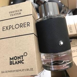 Yêu ThíchNước hoa Nam-Mont blanc Explorer 100ml
