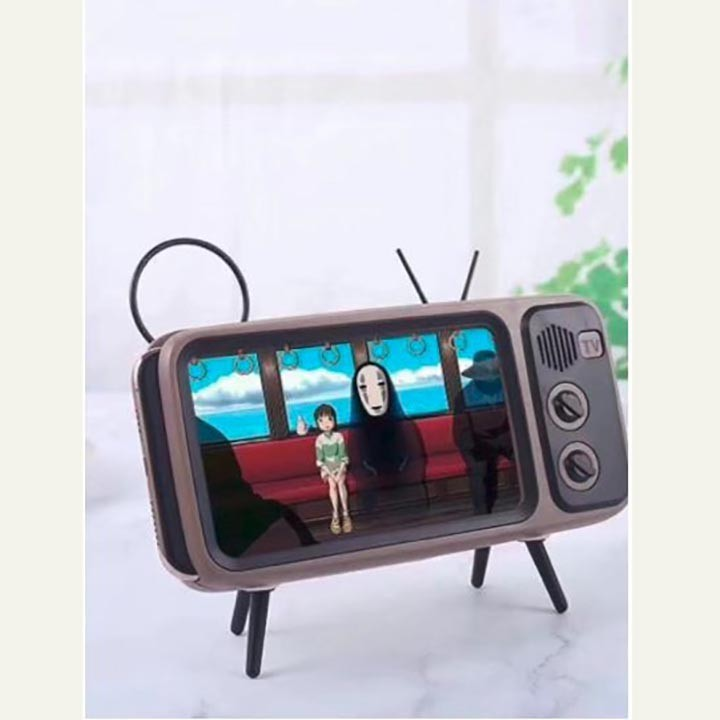 Loa bluetooth PTH800 kiểu dáng tivi độc lạ