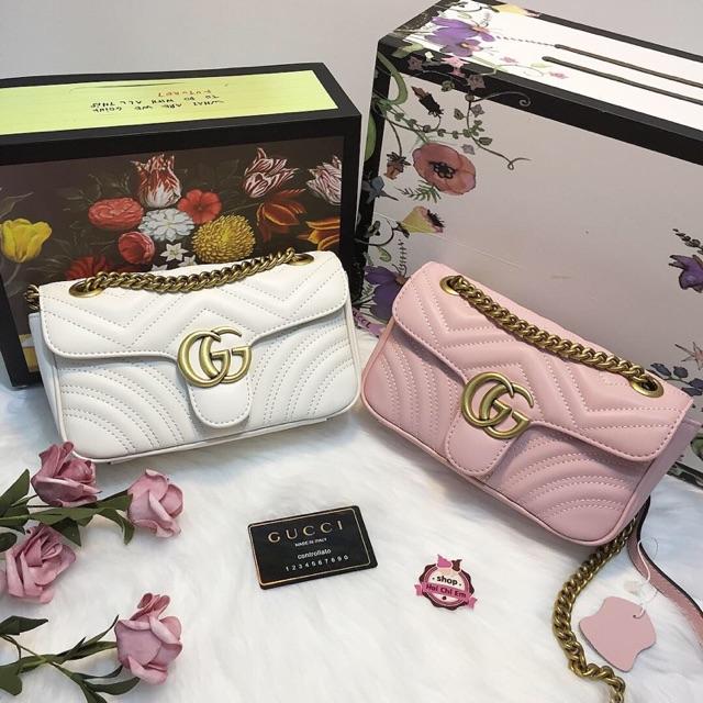 3f3bbcb18d8 Gucci Marmont hàng supersale